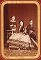 Maria Alexandrovna with her sons Sergei and Pavel.jpg