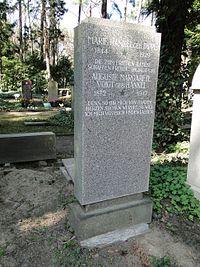 Marie Hankel Grab Dresden.JPG