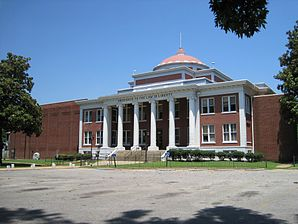 County Courthouse in Marion