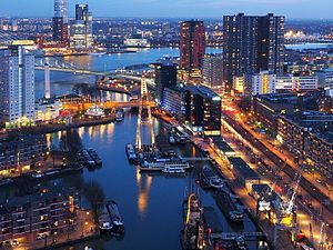 Maritime Museum Rotterdam - Maritime Museum Harbour