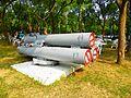 Mark 32 Torpedo Tubes in Chengkungling 20121006.jpg