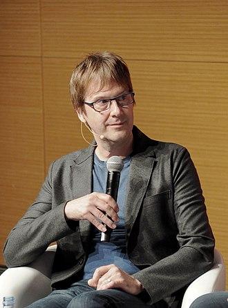 Mark Cerny - Cerny in 2018
