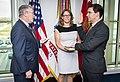 Mark Esper sworn in as 23rd Army secretary.jpg