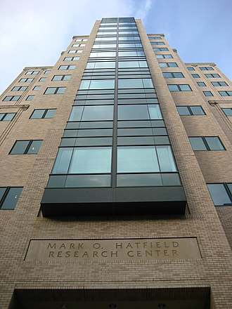 Mark Hatfield - Mark O. Hatfield Research Center at OHSU