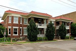 Markeen Apartments - Image: Markeen Apts 1