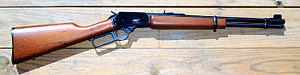 Marlin Model 1894 - Image: Marlin Model 1894C .357 Magnum