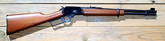 Repeating rifle - Marlin Model 1894C lever-action carbine in .357 Magnum caliber