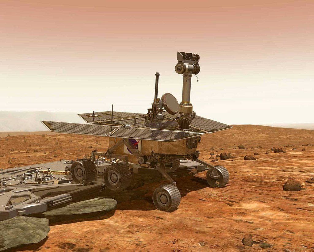 Mars-Rover Spirit