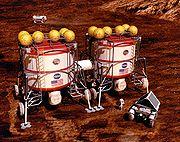 Mars design reference mission 3