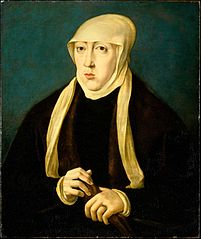 Mary (1505–1558), Queen of Hungary.jpg