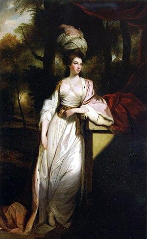 Charles Manners, 4th Duke of Rutland - Mary Isabella, Duchess of Rutland