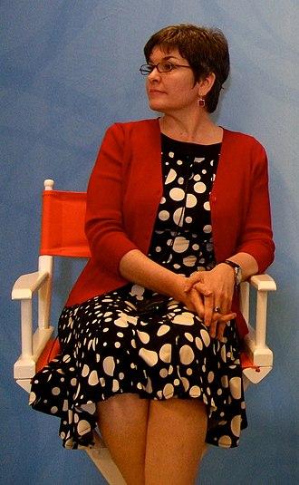 Mary Jo Foley - Foley in 2008