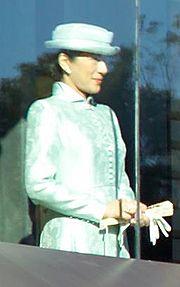The current Princess Masako