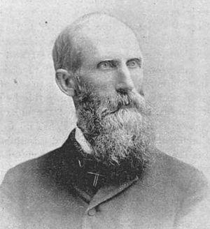 Mason S. Peters - Mason S. Peters, Congressman from Kansas