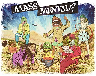 Mass Mental british band