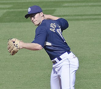 Matt Antonelli - Antonelli during 2010 Spring Training