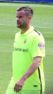 Matthew Bates English footballer