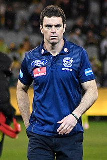 Matthew Scarlett Australian rules footballer, born 1979