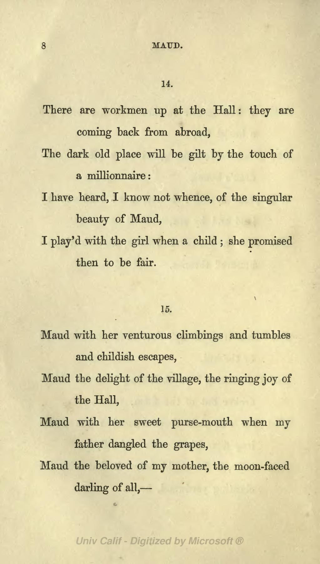 sweet 15 poems
