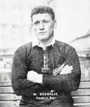 Maurice Brownlie - Brownlie in 1924