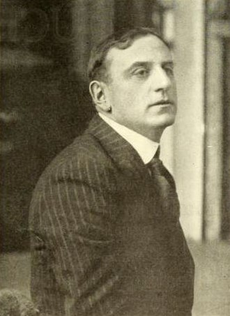 Maurice Tourneur - Maurice Tourneur in 1916