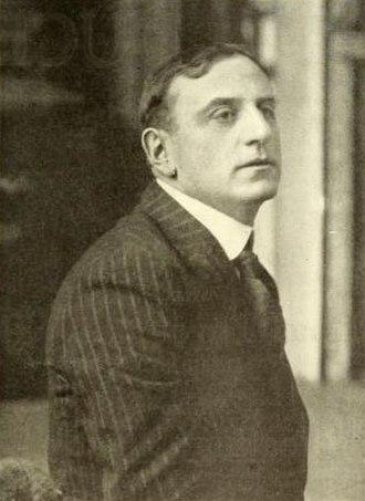 Maurice Tourneur - Maurice Tourneur in 1916