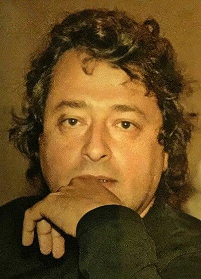 Picture of an author: Boris Dralyuk