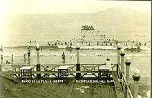 Beach Goers Mazatlán