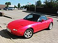 Mazda MX5 first gen Tukums (29368045481).jpg