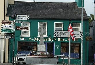 Millstreet - McCarthy's Bar