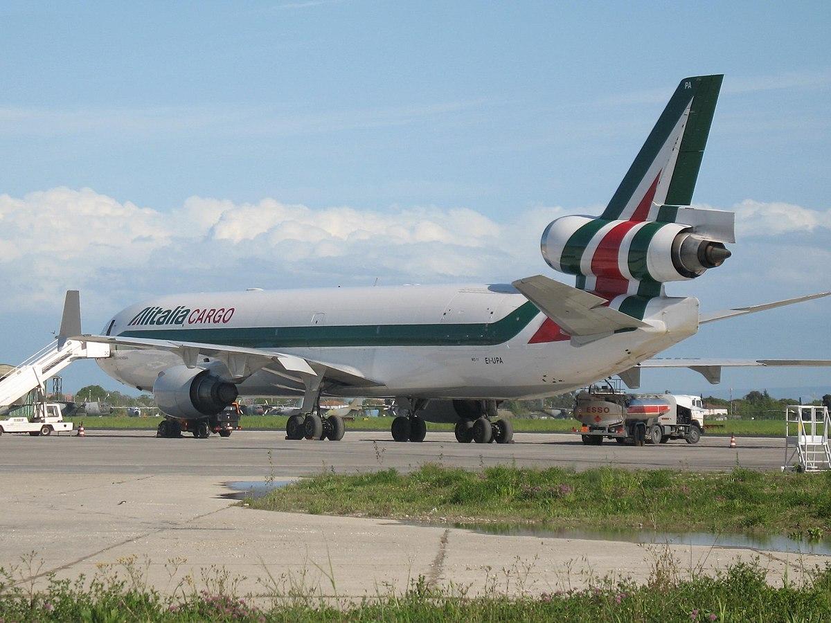Alitalia Cargo Wikipedia