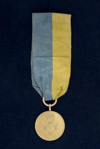 Medalje for tapperhed i felter - Livrustkammaren - 68130. tif