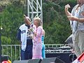 Medea Benjamin at the Power to the People Festival.jpg