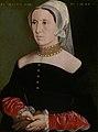 Meester van de 1540s - Portret van een Dame (1544).jpg