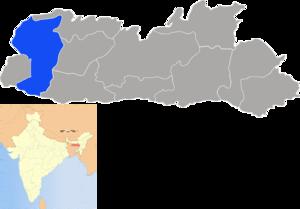 West Garo Hills district - Image: Meghalaya West Garo Hills