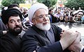 Mehdi Karroubi meeting with the clerics and hawza students - 5 May 2009 (16 8802151513 L600).jpg