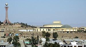 Mek'ele - Image: Mekele Monument