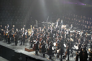 Melbourne Symphony Orchestra - Melbourne Symphony Orchestra performing in the 2005 Classical Spectacular