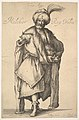 Melchior, after Three Magi series by Jacques Bellange MET DP829679.jpg