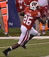Melvin Gordon at 2012 B1G championship game.jpg