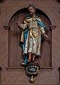 Memmelsdorf Kirche Figur St.Mathäus 1132850.jpg