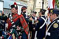 Memorial Day parade forms on Champs-Elysees 3, Paris 25 May 2014.jpg