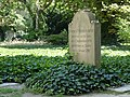 Mendelssohn Grabstein Jüdischer Friedhof Berlin-Mitte.jpg