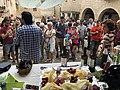 Mercado Agrícola y Ganadero Alquézar 02.jpg