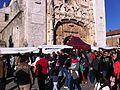 Mercado Castellano de la plaza de San Pablo de la ciudad de Valladolid 6.JPG