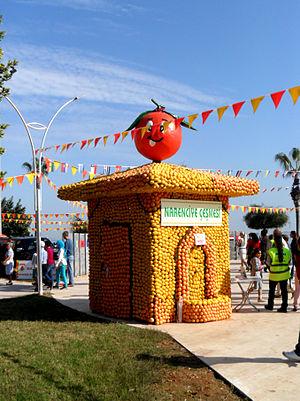 Mersin Citrus Festival - Image: Mersin Citrus Festival 6