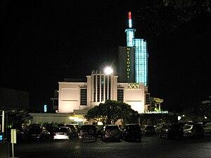 21 Cineplex - Metropole XXI in Menteng, Central Jakarta.