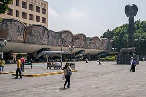 General Hospital of Mexico - Image: Mexico df Centro Médico Nacional Siglo XXI