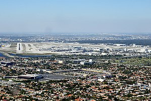 Miami International Airport - Image: Miami International Airport (KMIA MIA) (8204606870)