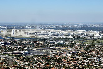 Miami International Airport - Image: Miami International Airport (KMIA MIA) (8204606870)